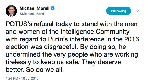 morell tweet