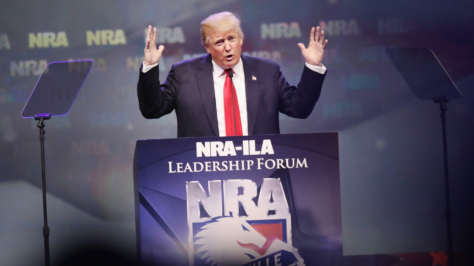 Image result for Images of Trump and NRA and Russian banker