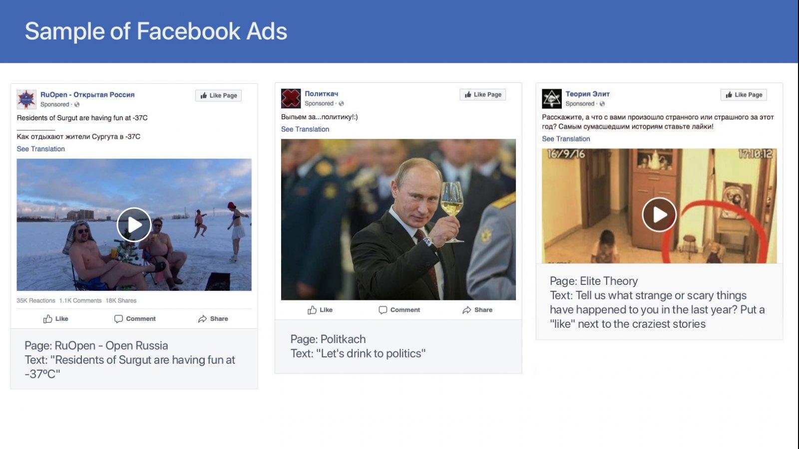 Resultado de imagen para facebook deletes 270 russian